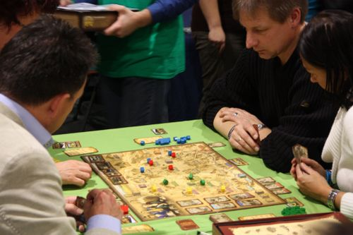 Board Game: Thurn and Taxis