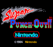 Video Game: Super Punch-Out!! (Arcade)