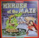 Board Game: Heroes of the Maze