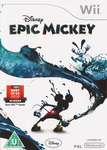 Video Game: Disney Epic Mickey