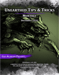 Issue: Unearthed Tips & Tricks: Monthly (Dec 2020)