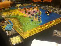 Board Game: Power Grid: Brazil/Spain & Portugal
