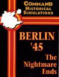 Board Game: Berlin '45: The Nightmare Ends