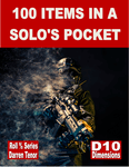 RPG Item: 100 Items in a Solo's Pocket