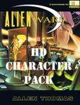 RPG Item: Alien Wars (HD Character Pack)