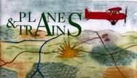 Board Game: Planes & Trains