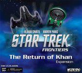 Board Game: Star Trek: Frontiers – The Return of Khan