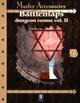 RPG Item: Battlemaps: Dungeon Rooms Vol. II