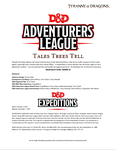 RPG Item: DDEX1-08: Tales Trees Tell