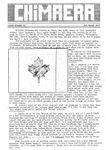 Issue: Chimaera (Issue 27 - Mar 1977)