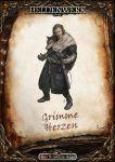 RPG Item: HW016: Grimme Herzen