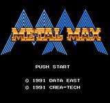 Video Game: Metal Max