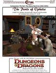 RPG Item: The Perils of Ophelia