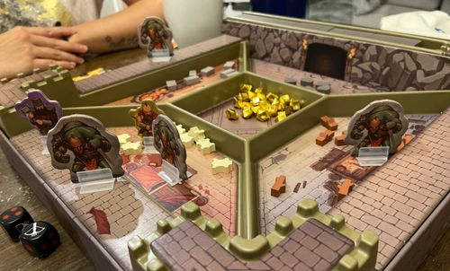 Board Game: The Siege of Runedar