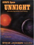 RPG Item: GURPS Space Unnight