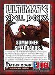 RPG Item: Ultimate Spell Decks: Summoner Spell Cards