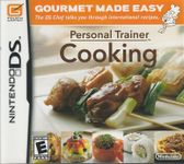 Video Game: Personal Trainer: Cooking