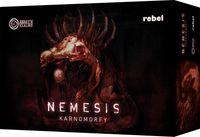 Board Game: Nemesis: Carnomorphs
