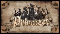 Board Game: Privateer