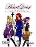 RPG Item: HeartQuest: Diceless Shoujo Manga Roleplaying