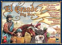 Board Game: El Grande Big Box