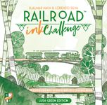 Board Game: Railroad Ink Challenge: Lush Green Edition