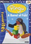Video Game: Pingu: A Barrel of Fun!