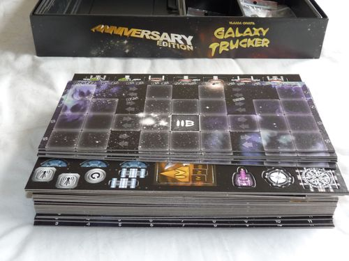 Board Game: Galaxy Trucker