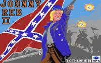 Video Game: Johnny Reb II