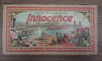 Board Game: The Amusing Game of Innocence Abroad