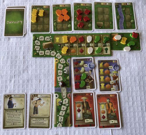 Board Game: At the Gates of Loyang