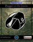 RPG Item: Boundless Magic II: Bigger on the Inside