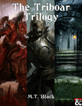 Series: The Triboar Trilogy