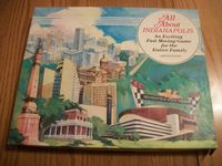 Board Game: All About Town: Indianapolis