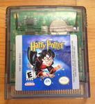 Video Game: Harry Potter and the Philosopher's Stone (GBC)