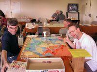 Board Game: Europe Engulfed: WWII European Theatre Block Game
