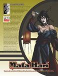 RPG Item: Prototype: Mata Hari