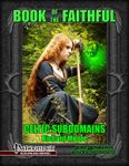 RPG Item: Book of the Faithful: Celtic Subdomains