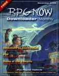 Issue: RPGNow Downloader Monthly (Issue 1 - Dec 2002)
