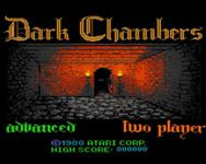 Video Game: Dark Chambers