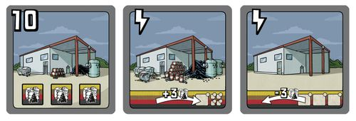 Board Game: Power Grid: Warehouse