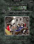 RPG Item: Le Mousquetaire Déshonoré 3: Rançon de Sang