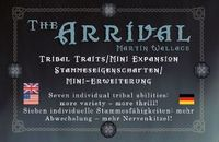 Board Game: The Arrival: Tribal Traits