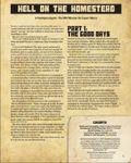 RPG Item: Hell on the Homestead