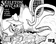 Issue: Skeleton Wizard (No. 2)