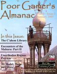 Issue: Poor Gamer's Almanac (Vol II, Issue 2 - Jan 2005)