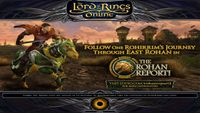 Video Game: The Lord of the Rings Online: Riders of Rohan