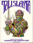 RPG Item: Talislanta Handbook & Campaign Guide