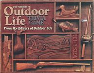 Board Game: Outdoor Life Trivia Game