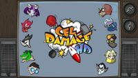 Video Game: Cel Damage HD